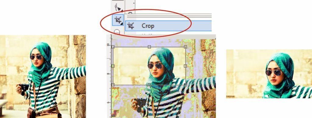 Cara Cepat Memotong Gambar Pada Corel Draw Kelas Desain Belajar Desain Grafis Mudah