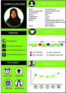 CV Erna Nurlina S