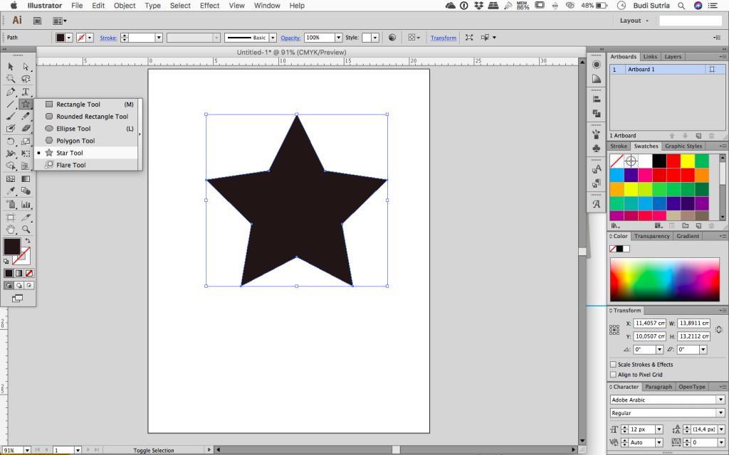 Cara Membuat Clipping Mask Di Illustrator Kelas Desain Belajar Desain Grafis Mudah