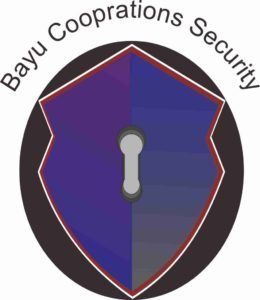 Logo Bayu Coopration Security