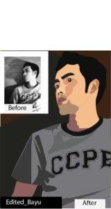 Vektor Pak Fajar Illustrator