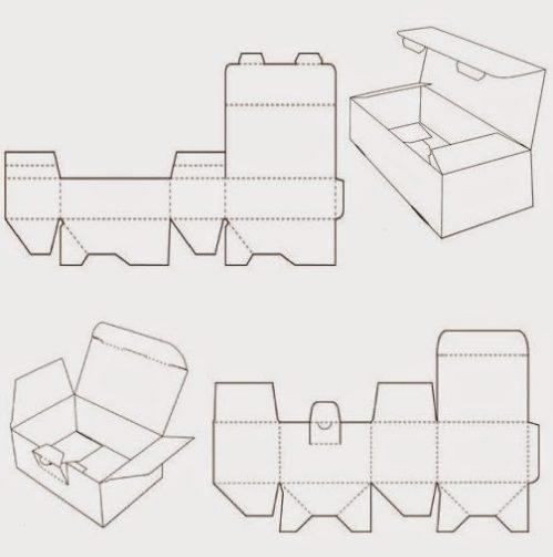 Macam-Macam Pola Kemasan Unik - Kelas Desain