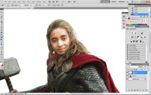 Manipulasi photoshop