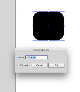 Rounded Corners AI