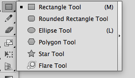 rectangle tool ai